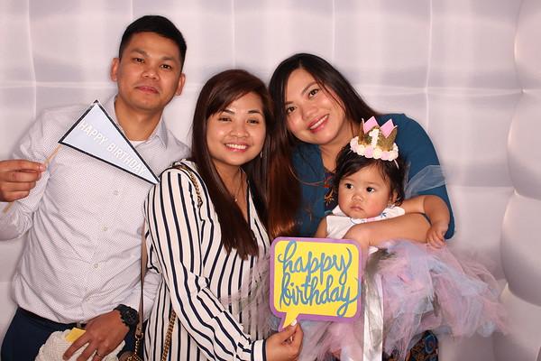 Mikayla's 1st Birthday