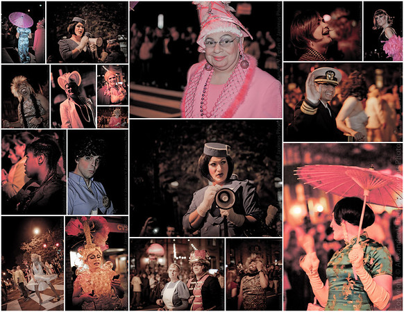 Transvestite Parade in Washington D.C.
