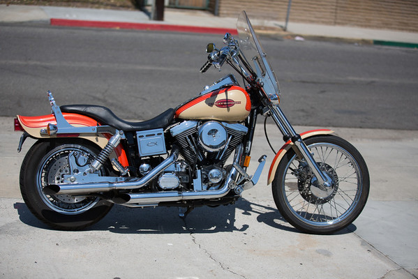 1996 FXDWG