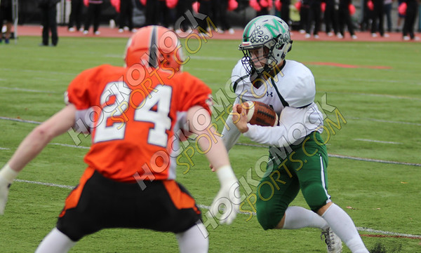Mansfield-Oliver Ames Football - 10-22-16
