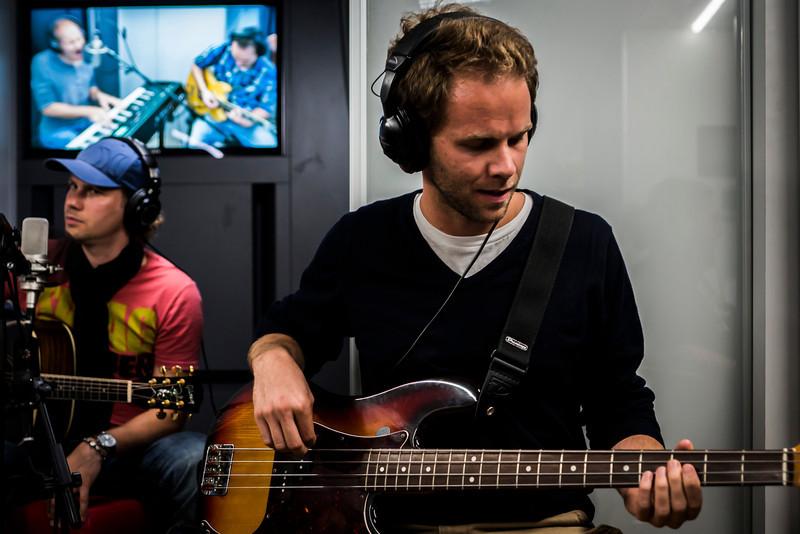 2013_08_20, audio technica, Austria, Band session, bass, eu.lb.org, gibson, guitar, JLETB, microphone, Salzburg