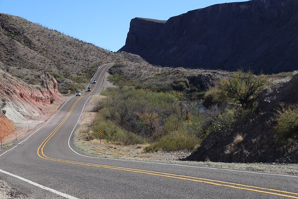 Big Bend Ranch State Park January 2016