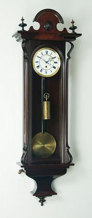VR-324 - Miniature Transitional Austrian week-running Timepiece
