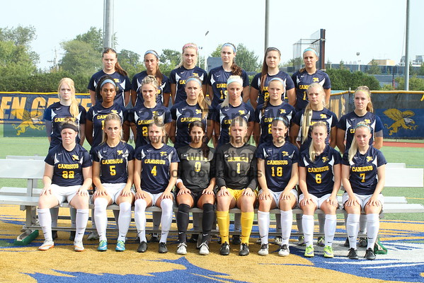 Canisius M & W Soccer Team Photos
