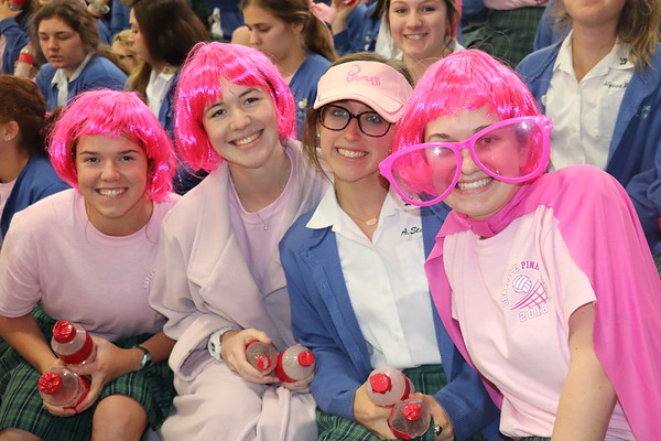 Pink Week Pep Rally