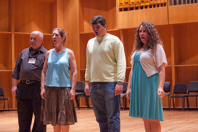 Opera/Musical Theater class