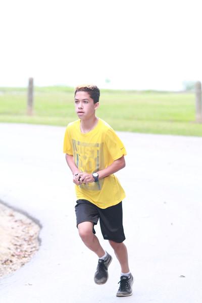 Lost - Yellow shirt - M - Run