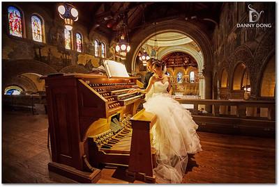 Frances & Simon Wedding