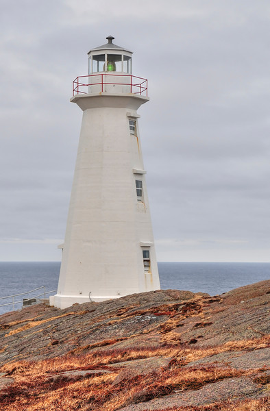 Cape Spear - Petty Harbour