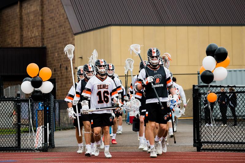 Boys Varsity Lacrosse -V- Stillwater 2021