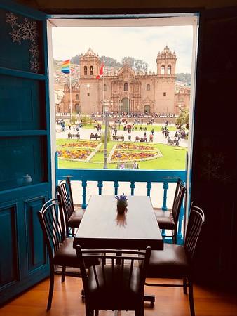 Cappucino Cafe Cusco
