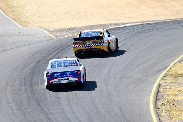 NASCAR - Sonoma - June 2012