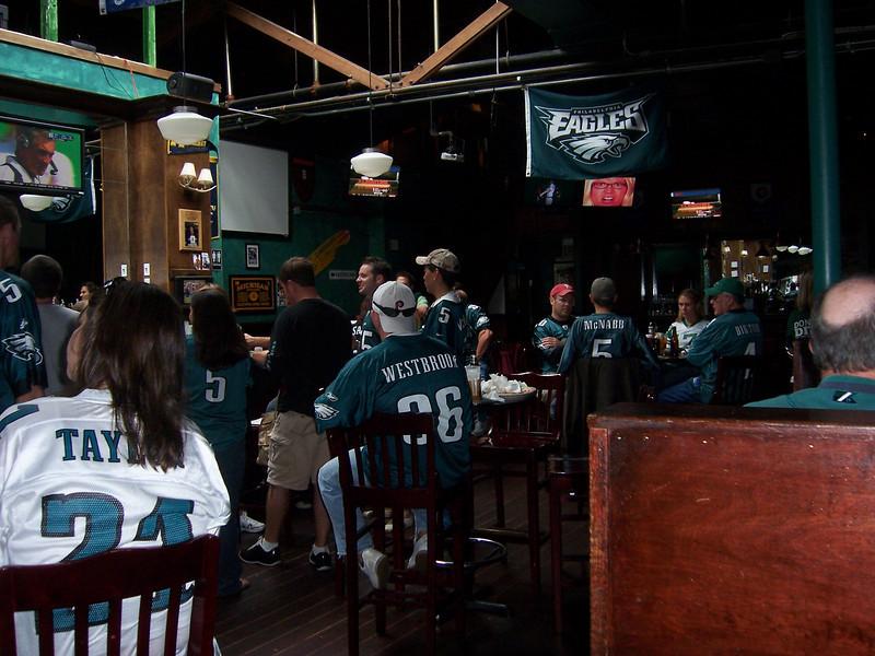 Eagles bar!