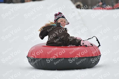 Snow Tubing 2-24-13 11am-1pm Session