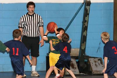 2007 Beef O Brady Boys Basketball Team