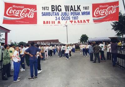 1997 - SAMBUTAN JUBLI PERAK MRSM