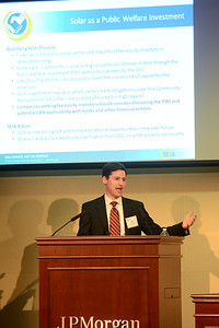 Joel Meister at SEIA February, 2013