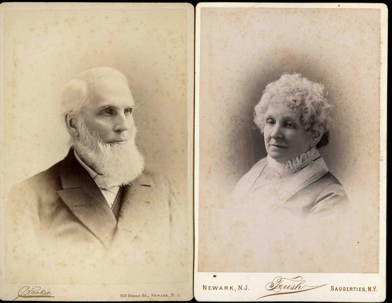 Reverend Robert Street and Mrs. Robert Street