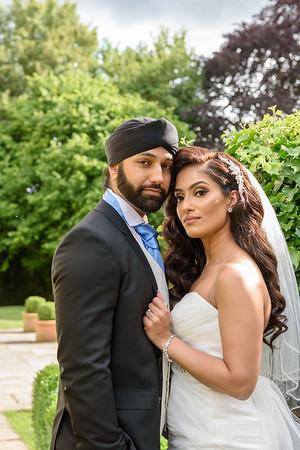 Simran & Gurwinder Civil Wedding