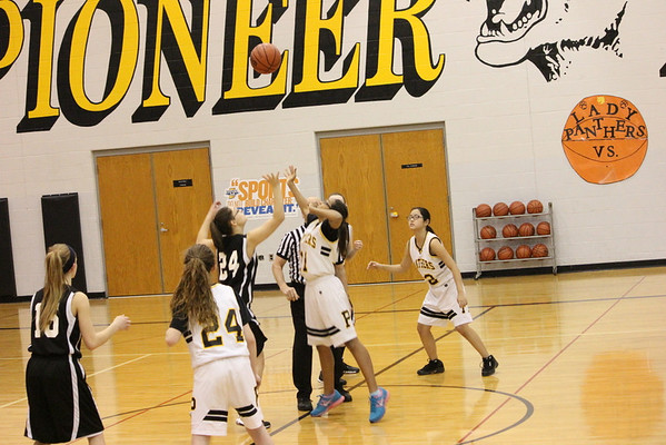 West Central vs Pioneer 2/10/14