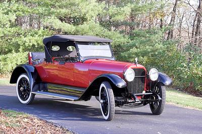 1922 Mercer