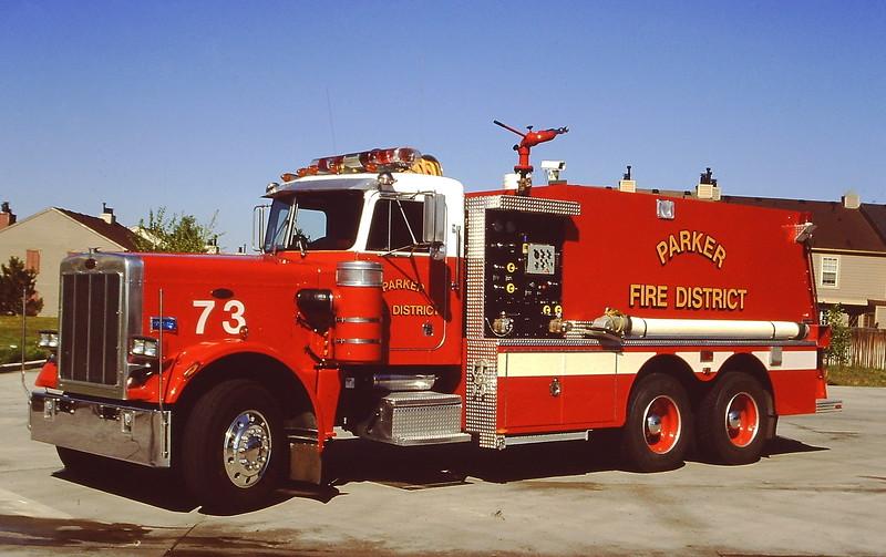 CAFS Tender 73