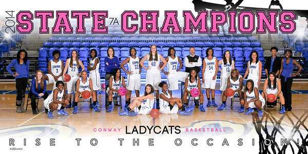 Conway Lady Cats Basketball