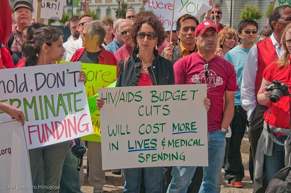 Anti-Funding Cut Rally
