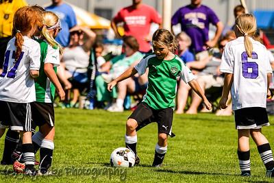 June 11, 2016 - PSC Classic - U9 Girls Gold - 930am PSC Field #3N