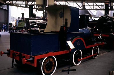 National Railway Museum, York, 1976