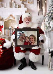 Cherie Christmas Santa images