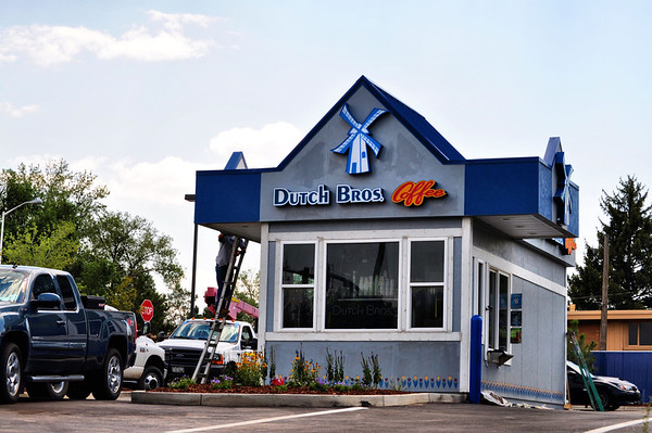 Grand Opening of Dutch Bros. Coffee