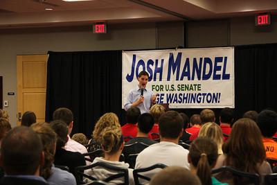 2012 USG Speaker Series Event - Josh Mandel