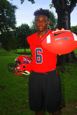 Class of 2016 Jamal Couch