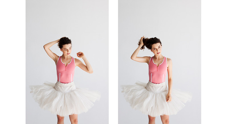Ballet Zaida Leotards by The Dancewear Project