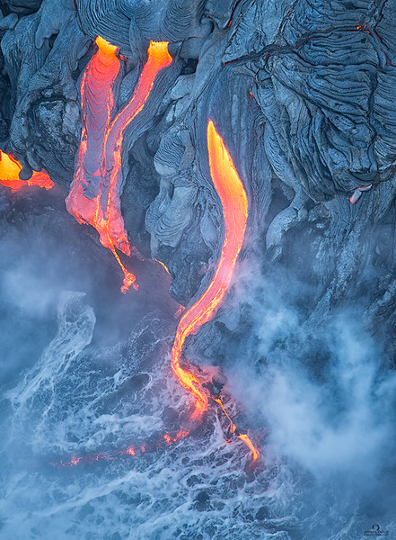 Tentacles of Lava