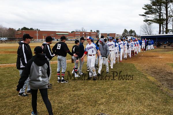 2019-4-10 WHS Baseball vs Keene