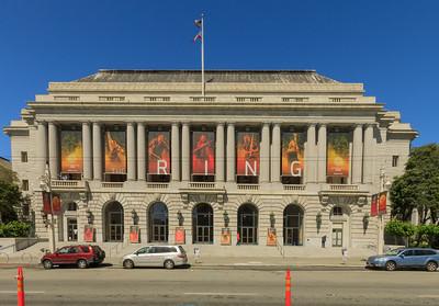 San Francisco Opera House