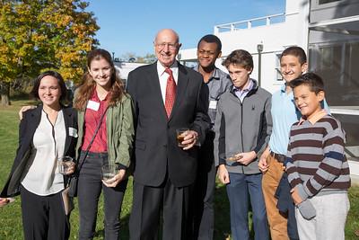 "Ambassador Thomas Pickering: ""The U.S., the U.N., and the Future"" speaking at Adlai Stevenson Center on Democracy"