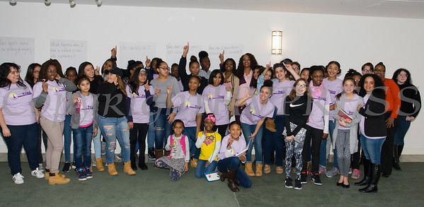 MLK Day of Service for Girls