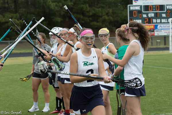 LRHS WLAX vs Heritage 042117