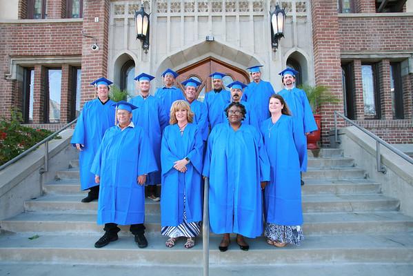 Summer Graduates 2016