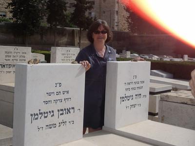 Judy's Israel Trip