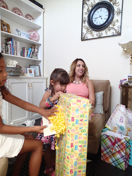 Kelsi's Baby Shower - June 2016