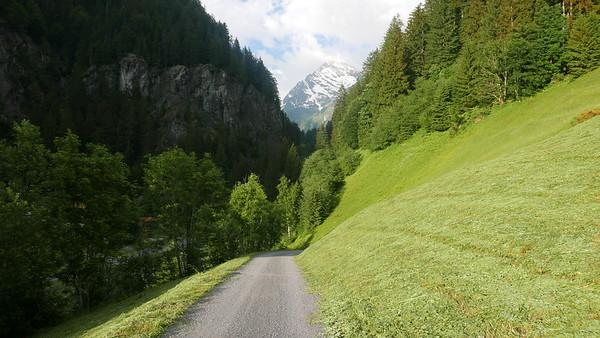 outofthewild18: Der Heimweg - Schweiz