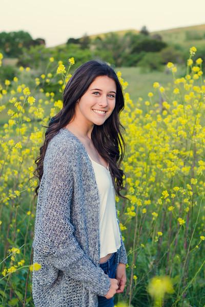 Melissa's Senior Portraits