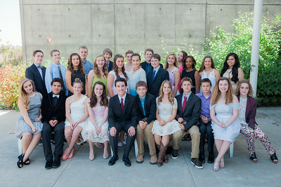 BOS 8th Grade Graduation