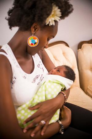 Maya Wambui Newborn Session