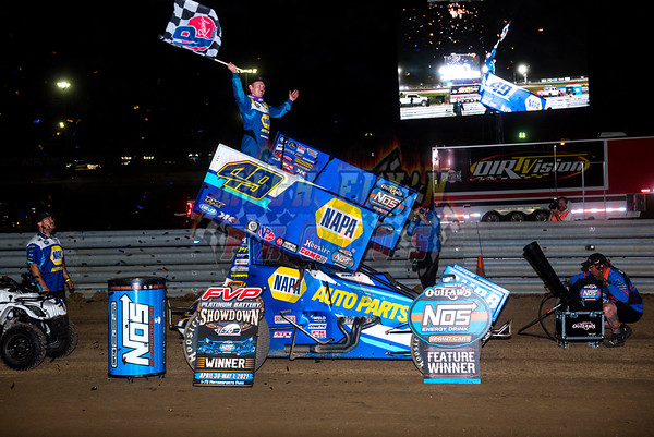 4-30-2021 I-70 SPEEDWAY WORLD of OUTLAWS  SPRINT CARS