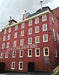 Pottsville Yuengling Brewery